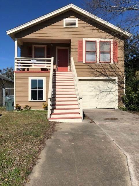 5418 Avenue R 1/2, Galveston, TX 77551 (MLS #11402585) :: The Bly Team