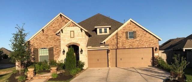 16107 Horseback Court, Cypress, TX 77433 (MLS #11734923) :: Michele Harmon Team