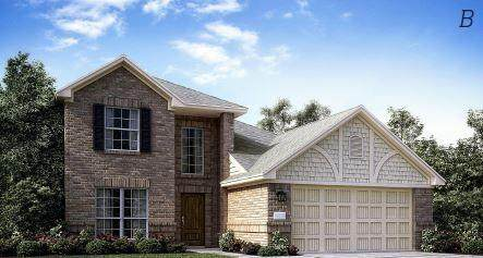 709 Autumn Lake Lane, Magnolia, TX 77354 (MLS #11818534) :: The SOLD by George Team