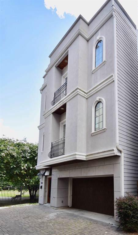 5307 Lillian Street C, Houston, TX 77007 (MLS #11960019) :: Texas Home Shop Realty