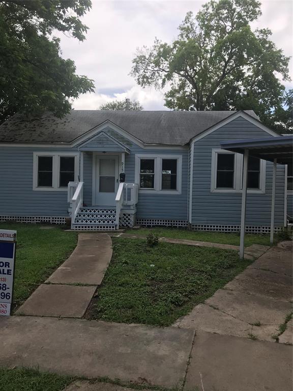 915 Dorothy Street, Houston, TX 77008 (MLS #12044047) :: Giorgi Real Estate Group