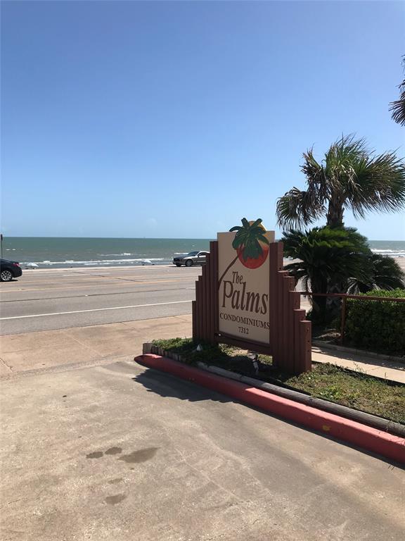 7312 Seawall Boulevard #215, Galveston, TX 77551 (MLS #12114934) :: Texas Home Shop Realty
