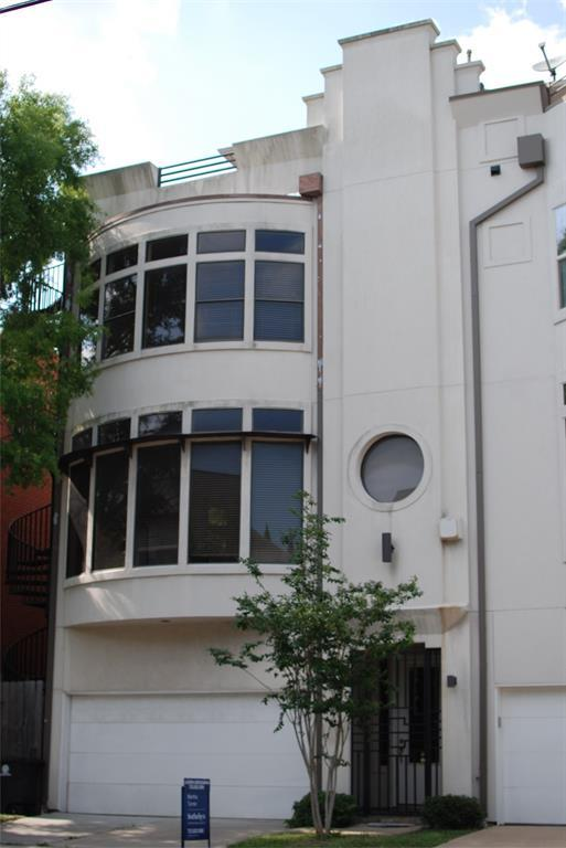 1982 Indiana Street C, Houston, TX 77019 (MLS #12291523) :: Krueger Real Estate