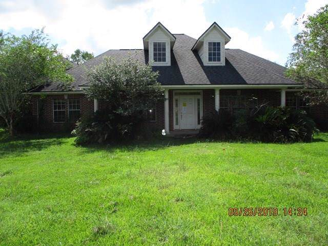 12510 County Road 283, Alvin, TX 77511 (MLS #12345101) :: The Sold By Valdez Team