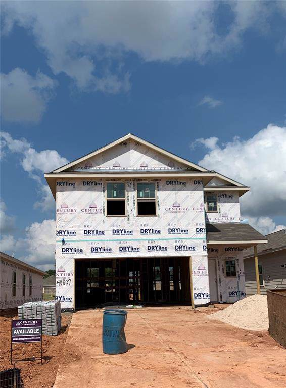 40807 Mostyn Hill Drive, Magnolia, TX 77354 (MLS #12419217) :: KJ Realty Group