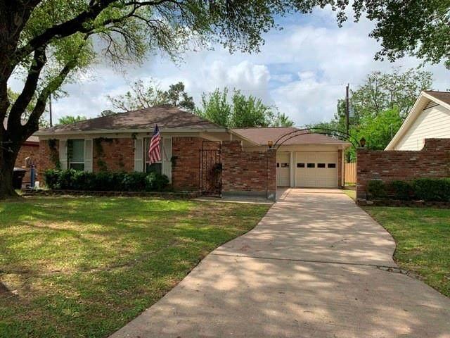 12830 Joliet Street, Houston, TX 77015 (#12525079) :: ORO Realty