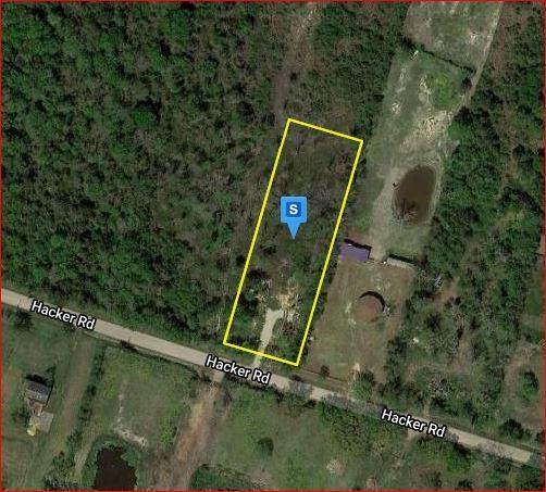 TBD Hacker Rd, Hitchcock, TX 77563 (MLS #12598556) :: My BCS Home Real Estate Group