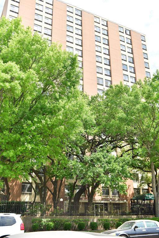 7510 Hornwood Drive #401, Houston, TX 77036 (MLS #12635214) :: The SOLD by George Team