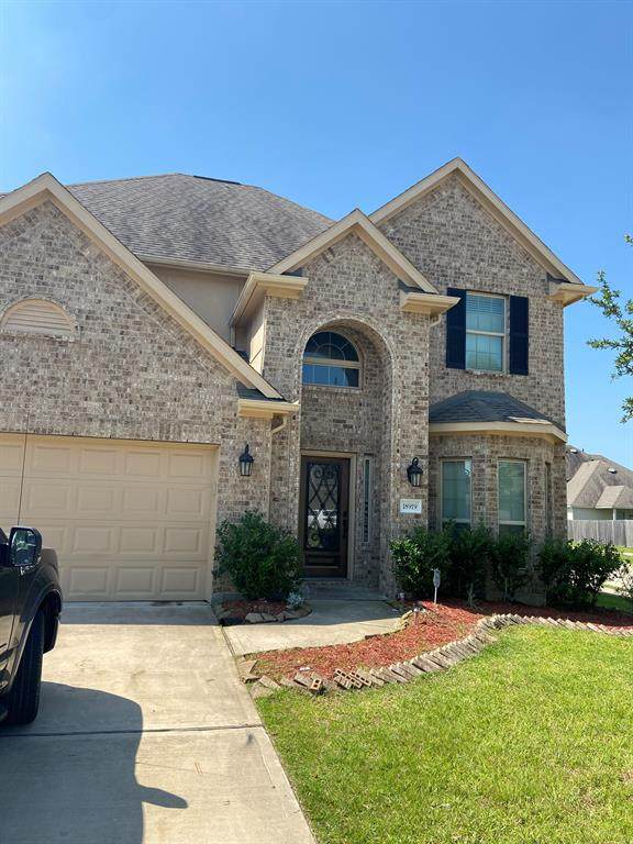 18919 Barrington Grove Place, Richmond, TX 77407 (MLS #12703973) :: Connell Team with Better Homes and Gardens, Gary Greene