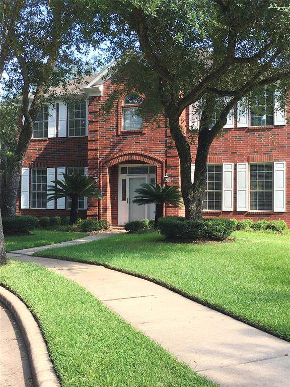 4811 Amanda Court, Sugar Land, TX 77478 (MLS #12808812) :: The Heyl Group at Keller Williams
