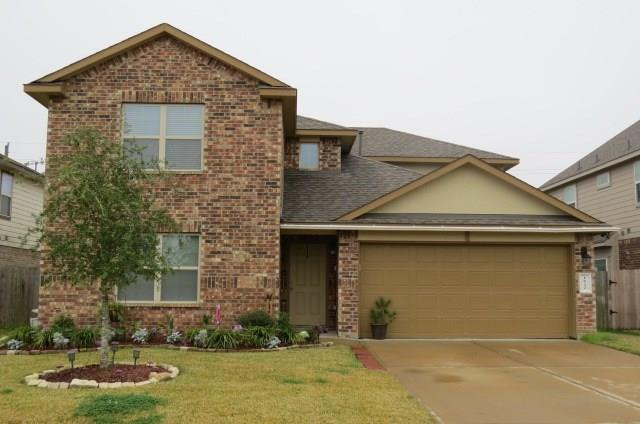 1822 Crystal Waters Drive, Rosharon, TX 77583 (MLS #12895703) :: The Bly Team