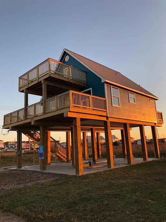 207 Sea Oats, Surfside Beach, TX 77541 (MLS #12927883) :: The Home Branch