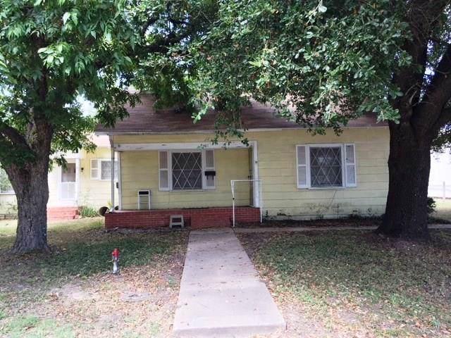 317 Kennedy Street, Mexia, TX 76667 (MLS #13090433) :: Texas Home Shop Realty