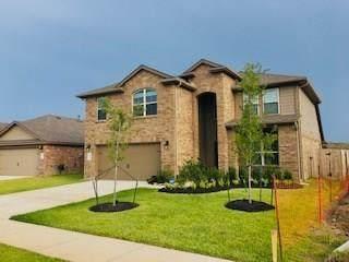 18211 Pin Oak Lake Drive, Richmond, TX 77407 (MLS #13156555) :: Caskey Realty