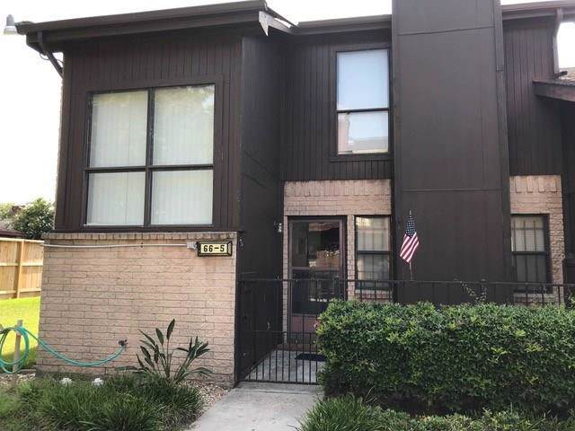 66 Evanston Street 3/5, Houston, TX 77015 (MLS #13180401) :: The Heyl Group at Keller Williams