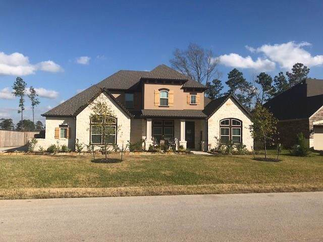 40652 Damuth Drive, Magnolia, TX 77354 (MLS #13256528) :: Texas Home Shop Realty