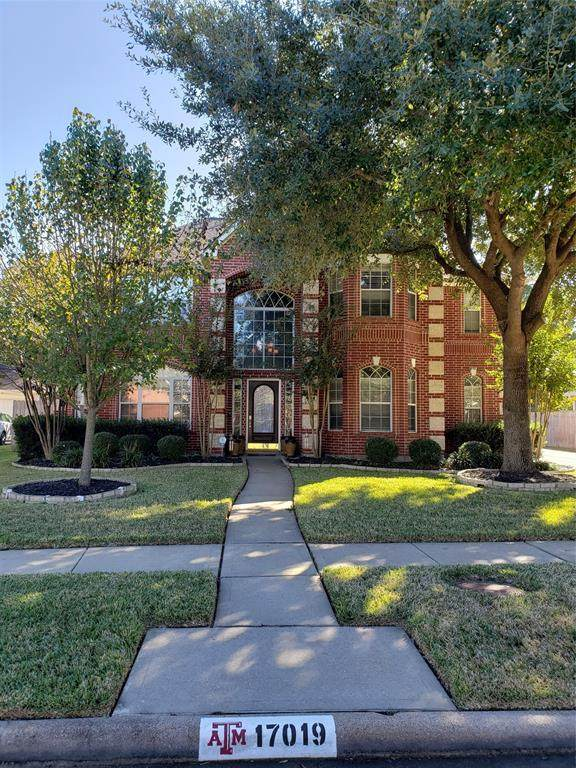 17019 Cross Springs Dr, Houston, TX 77095 (MLS #13584175) :: The Home Branch