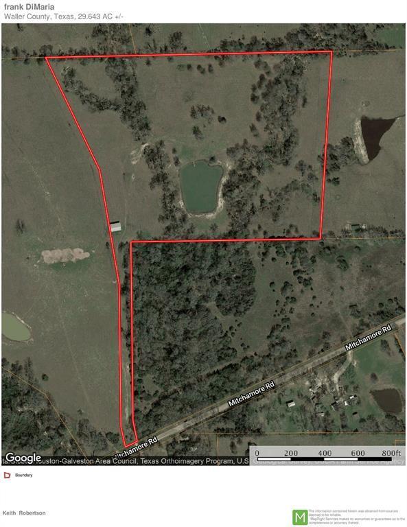 29.643 Acres Mitchamore Road, Hempstead, TX 77445 (MLS #13766430) :: The Sansone Group