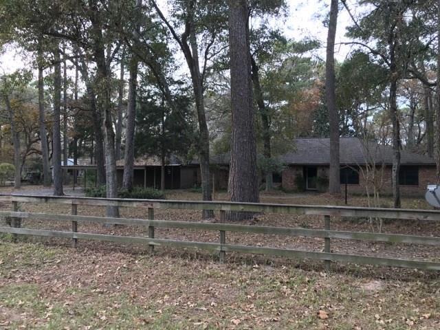 25328 S Clear Creek Road, Hockley, TX 77447 (MLS #13768666) :: The Heyl Group at Keller Williams
