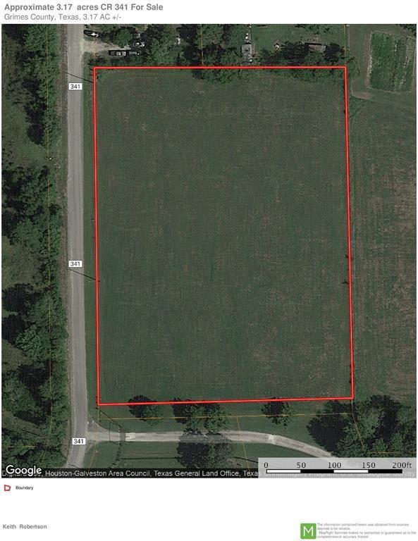 3.17 Acres Cr 341, Plantersville, TX 77363 (MLS #14001513) :: Magnolia Realty