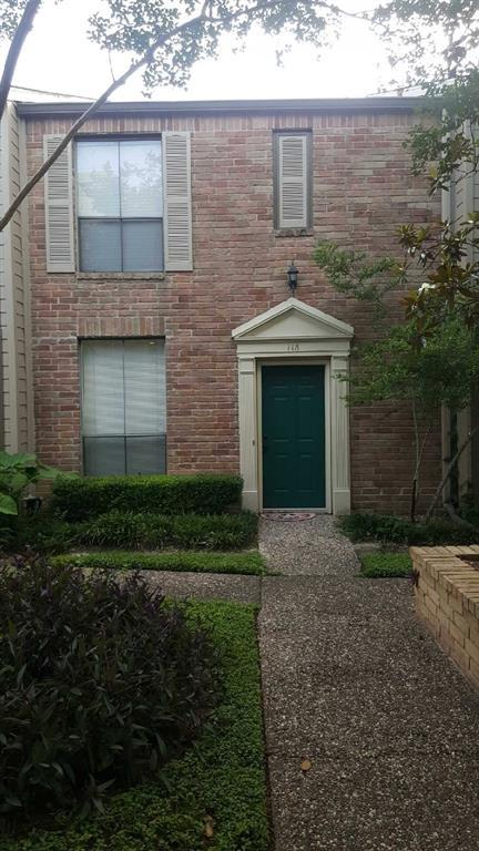 1201 Mcduffie Street #118, Houston, TX 77019 (MLS #14242606) :: The Heyl Group at Keller Williams