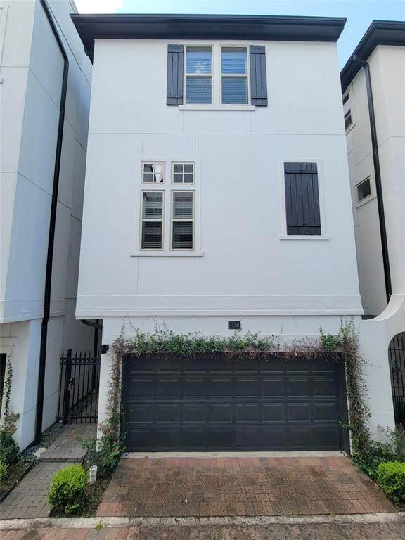 411 W 17th Street B, Houston, TX 77008 (MLS #14351377) :: Green Residential