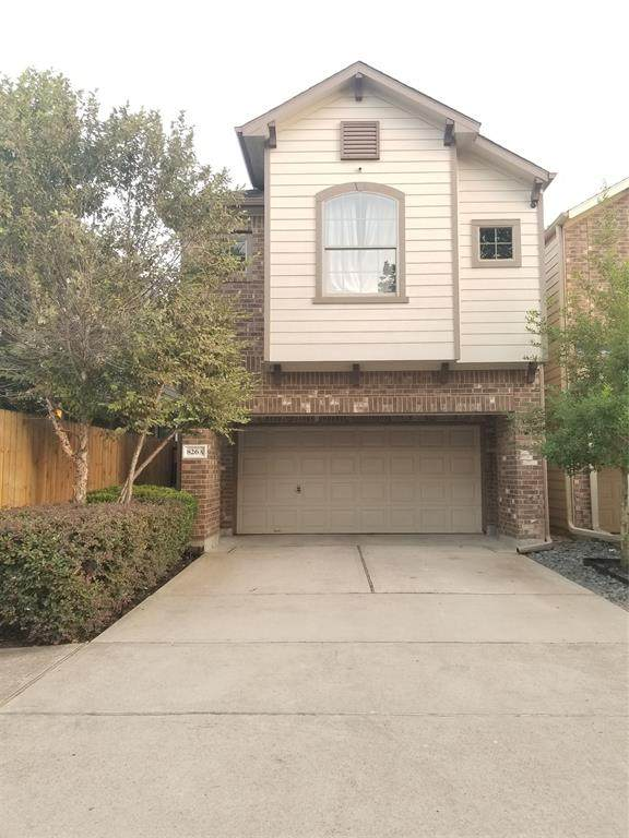 826 W 26th Street A, Houston, TX 77008 (MLS #14530286) :: Ellison Real Estate Team