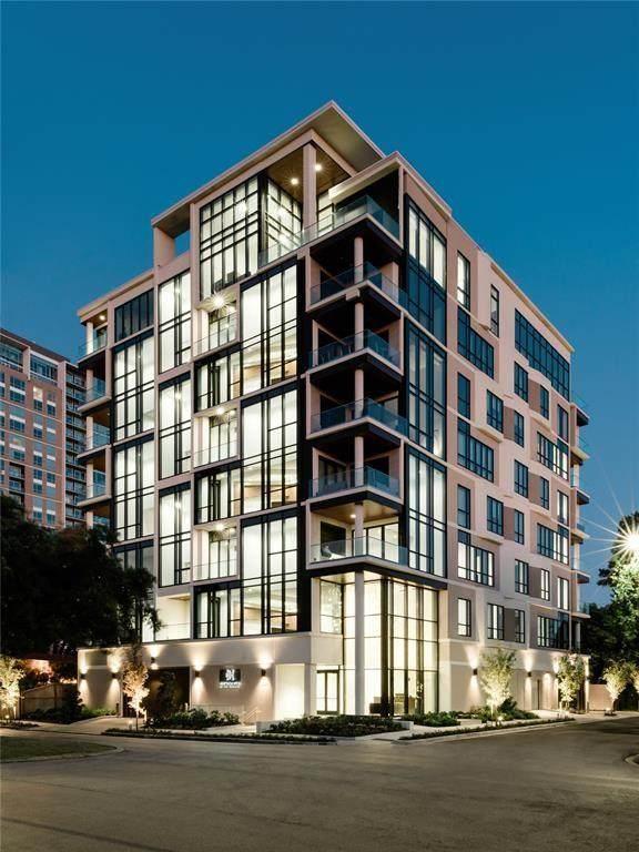 5104 Caroline Street #503, Houston, TX 77004 (MLS #14532354) :: Michele Harmon Team