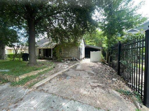 7038 Linden Street, Houston, TX 77087 (MLS #14697567) :: Guevara Backman