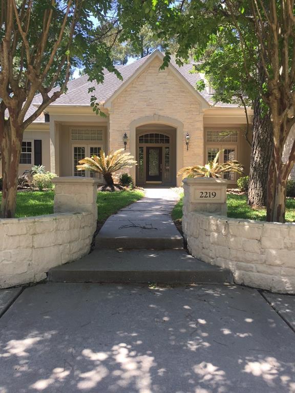 2219 Bens View Trail, Houston, TX 77339 (MLS #14867493) :: Team Parodi at Realty Associates
