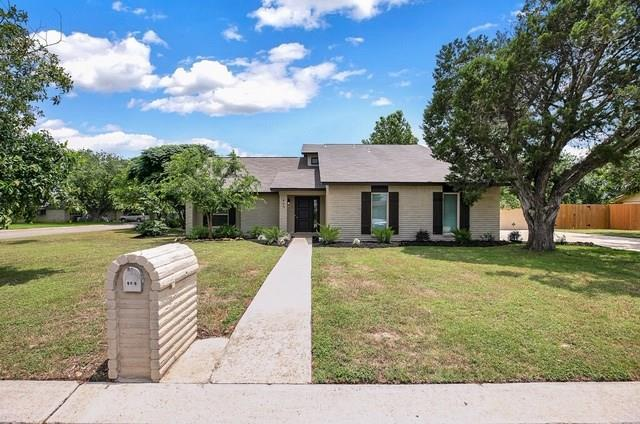 405 W Tanglewood Drive, New Braunfels, TX 78130 (MLS #15308261) :: The Heyl Group at Keller Williams