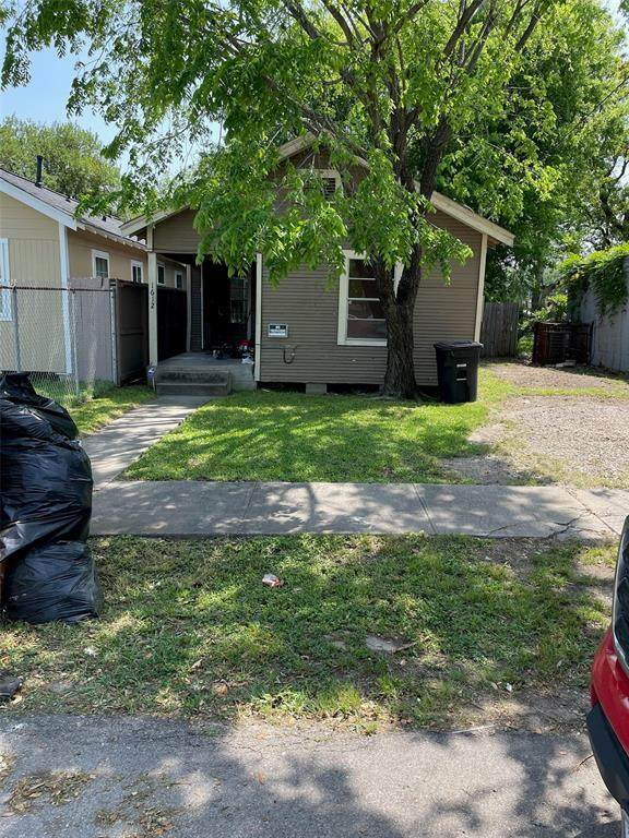 1612 Wipprecht Street, Houston, TX 77020 (#15426211) :: ORO Realty