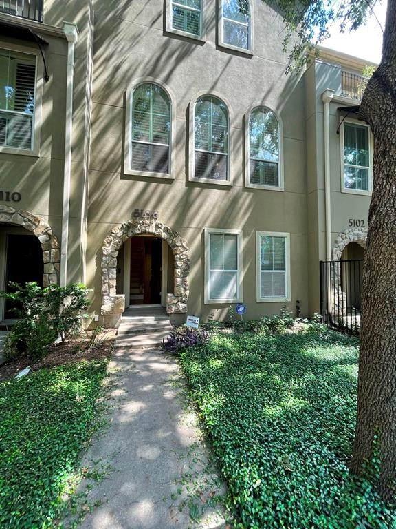 5106 Feagan Street, Houston, TX 77007 (MLS #15428650) :: The Freund Group