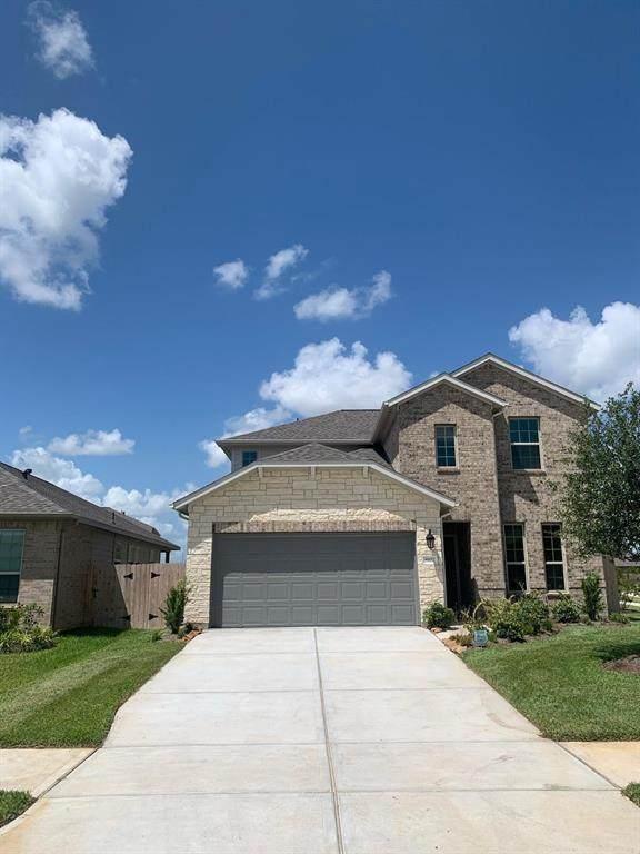 8102 Cliffside Terrace Court, Richmond, TX 77407 (MLS #15480924) :: Lisa Marie Group | RE/MAX Grand