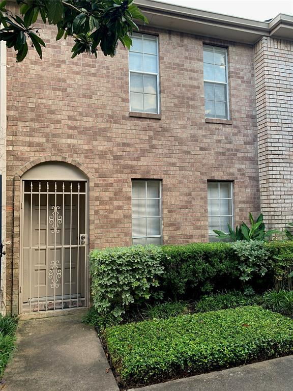 1715 Moritz Drive #4, Houston, TX 77055 (MLS #15481656) :: The SOLD by George Team