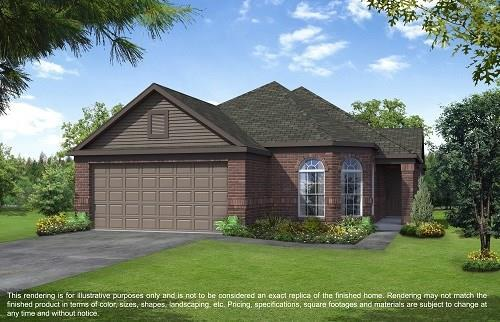 19227 Carriage Vale Lane, Tomball, TX 77375 (MLS #15833768) :: The SOLD by George Team