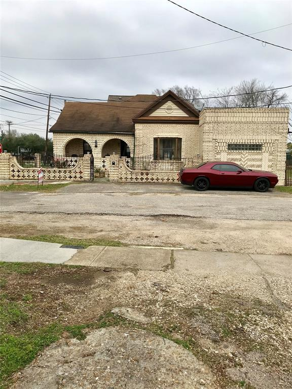 2501 Saltus Street, Houston, TX 77003 (MLS #15914443) :: The Sansone Group