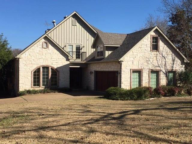 136 Stonewall Drive, Streetman, TX 75859 (MLS #15918210) :: Christy Buck Team