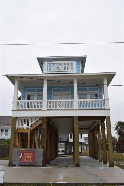 21530 San Luis Pass Rd Road, Galveston, TX 77554 (MLS #15927943) :: Texas Home Shop Realty