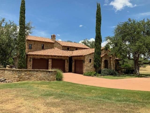 110 Mirador, Horseshoe Bay, TX 78657 (MLS #16004178) :: Texas Home Shop Realty