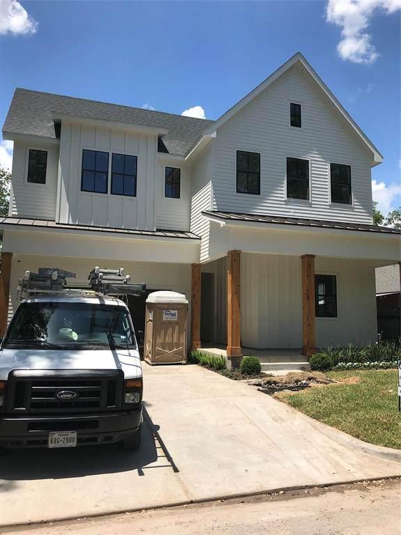 307 Aurora Street, Houston, TX 77008 (MLS #16181001) :: Giorgi Real Estate Group