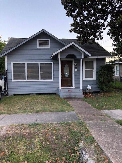 406 E 35th Street, Houston, TX 77018 (MLS #16498625) :: The Parodi Team at Realty Associates