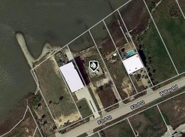 9208 W Bay Road, Galveston, TX 77554 (MLS #16514606) :: The Bly Team