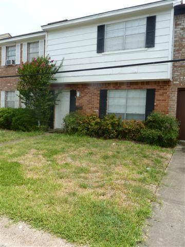 1 San Jacinto Drive #9, Galveston, TX 77550 (MLS #16550441) :: The Freund Group