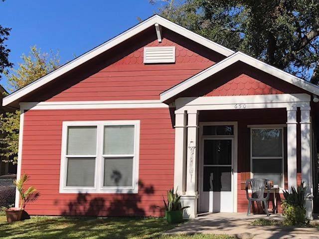 650 Euclid Street, Beaumont, TX 77705 (MLS #16590955) :: Texas Home Shop Realty