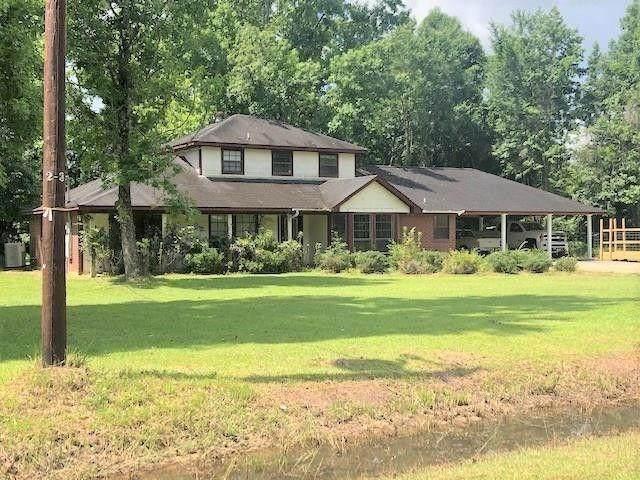 806 S Georgetown Loop, Kirbyville, TX 75956 (MLS #16604269) :: The Home Branch