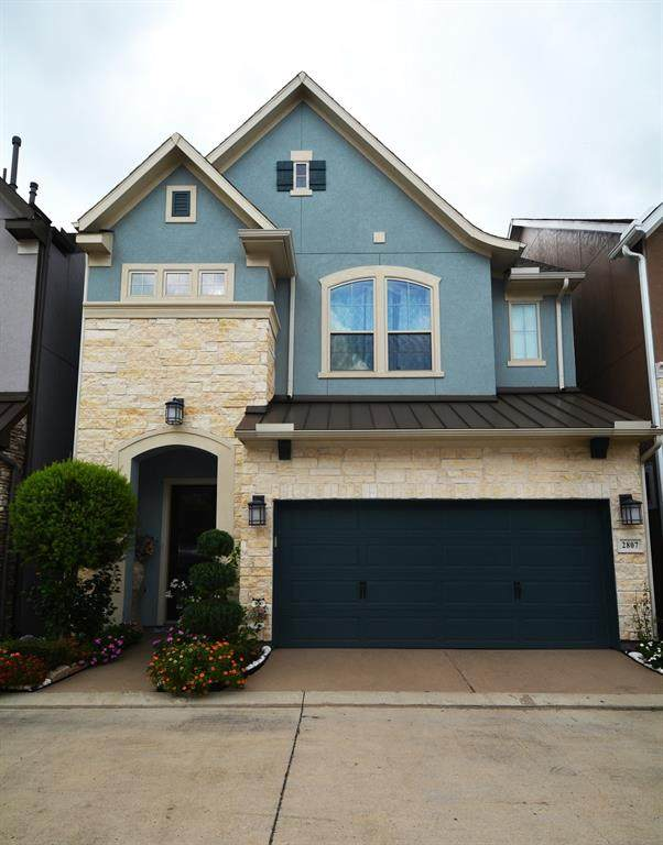 2807 Hilmar, Houston, TX 77082 (MLS #16644565) :: Connell Team with Better Homes and Gardens, Gary Greene