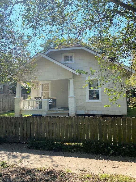 802 E 26th Street, Houston, TX 77009 (MLS #16688952) :: Caskey Realty