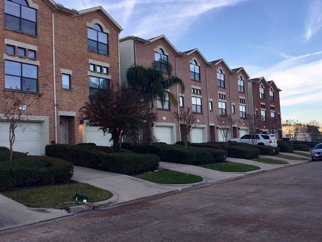 3501 Link Valley Drive #301, Houston, TX 77025 (MLS #16715980) :: Texas Home Shop Realty
