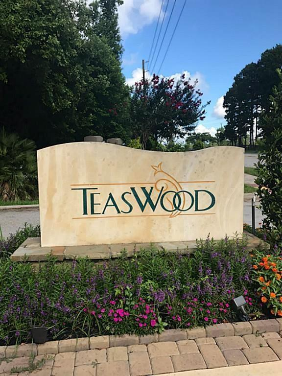 0 Teaswood Drive, Conroe, TX 77304 (MLS #16806388) :: The Home Branch